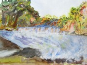 Barbara Pearston - Rushing Water