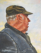 Berkshires Paintings - Russ  by Len Stomski