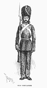 Bayonet Prints - Russian Grenadier Print by Granger