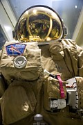 Astronauts Photos - Russian Orlan Spacesuit by Mark Williamson