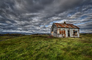 Abandoned House Photos - Rust In Peace by Evelina Kremsdorf