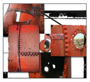 Rivets Art - Rust Never Sleeps by Mal Bray