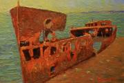 Terry Perham Originals - Rust by Terry Perham