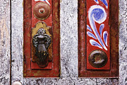Art Of Building Art - Rustic Door by Jeremy Woodhouse
