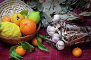 Basket Photos - Rustic Still-life by Carlos Caetano