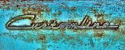 TONY GRIDER - Rusting Ford Chrome Insignia