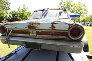 Rusty Car Photos - Rusty 1964 Ford Fairlane . 5D16192 by Wingsdomain Art and Photography