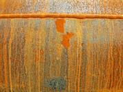 Rusty Lines I Print by Anna Villarreal Garbis