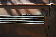 Sportscar Photos - Rusty Old 1939 Chevrolet Master 85 . 5D16198 by Wingsdomain Art and Photography