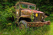 Ocularperceptions Metal Prints - Rusty Warrior Metal Print by Christopher Holmes