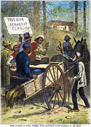 S. Carolina: Elections, 1876 Print by Granger