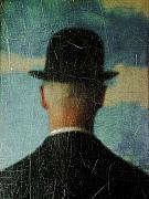 Roberto Digital Art Originals - S-P Magritte by Roberto Gonzalez Fernandez