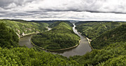 Natural Scenery. Prints - Saar Loop Print by Heiko Koehrer-Wagner