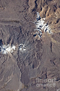 From Above Photos - Sabancaya Volcano, Peru by NASA/Science Source