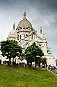 Worship Photo Originals - Sacre Coeur by Nelson Mineiro