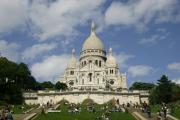Sacre Coeur Art - Sacre Coeur  Paris France by Matthew Kennedy