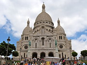 Sacre Coeur Art - Sacre Coeur by Sarah Foley