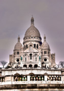 Sacre Coeur Art - Sacred Heart by Heather  Parsons