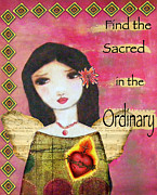Christina Fajardo - Sacred In The Ordinary