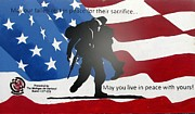 Ptsd Posters - Sacrifice Poster by Unknown