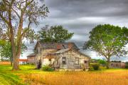 Old Farm House Photos - Sad but True by Robert Pearson