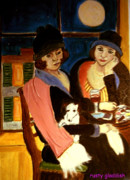 1920s Originals - Sad Cafe by Rusty Woodward Gladdish