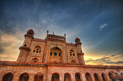 Safdarjung's Tomb Print by Sudiproyphotography
