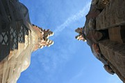 Angle Originals - Sagrada Familia by Sophie Vigneault