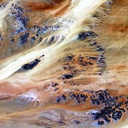 Desert Prints - Sahara Desert, Chad Print by Nasa