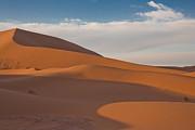 Sahara Sanddunes Print by Leo Keijzer