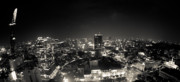 Ho Prints - Saigon By Night Print by Peter Verdnik