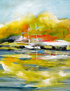 World No. 1 Paintings - Sail Again by Andreas Wemmje