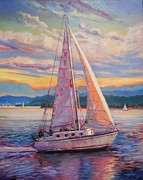Margaret  Plumb - Sail Away