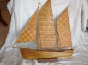 Transportation Sculptures - Sail Boat by John Rodger