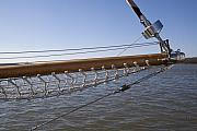 Sailboat Bowsprit Print by Dustin K Ryan