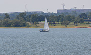 Grapevine Photo Originals - Sailboating  by Ruth  Housley