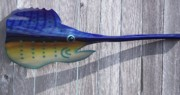 Sailfish Mixed Media - Sailfish by Jeffrey Glisson