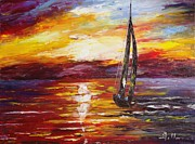 AmaS Art - Sailing
