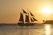 Tiffney Heaning - Sailing Key West At...