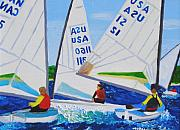 Michael Lee - Sailing Regatta