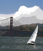 Gene Timpany - Sailing the Bay