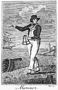 18th Century Prints - SAILOR, 18th CENTURY Print by Granger