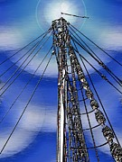 Nautical Digital Art - Sailors Beck And Call by Tim Allen
