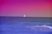 Sail Digital Art Prints - Sailors Delight Print by Bill Cannon