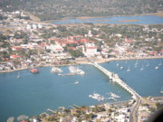 Arial View Photos - Saint Augustine-Jan 2011 by Bea Godwin