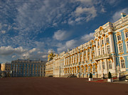 Saint Catherine Posters - Saint Catherine Palace Poster by David Smith