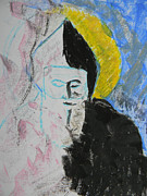 Fine Photography Art Drawings Prints - Saint Charbel Print by Marwan George Khoury