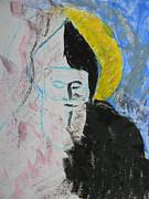 Saint Charbel Print by Marwan George Khoury