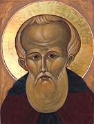 Saint Demetrius Print by Christine Hales