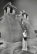 Francis Prints - Saint Francis and San Francisco de Asis Church I Print by Steven Ainsworth